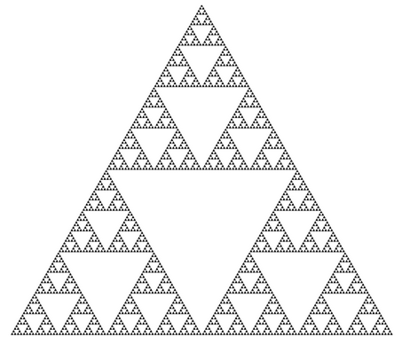 Serpinsky triangle